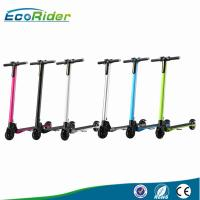 Wholesale Beautiful Magnalium / Carbon Fiber Electric Kick Scooter / 2 Wheel Scooter from china suppliers