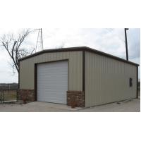 Quality Portal Frame Prefabricated Light Steel Structure Building for sale