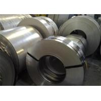 Wholesale 610mm Coil ID Shim Steel Strip , ISO Standard Stainless Steel Spring Steel Strip from china suppliers