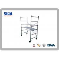 Wholesale Multifuctional Mobile Aluminium Folding Scaffolding Safe Reliable from china suppliers