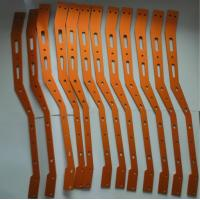 Wholesale Orange anodizing Alu 6061 Frame for Multicopter OEM from china suppliers