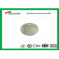 Wholesale Single-side Aluminum Core LED Light PCB Board 1.6mm Immersion Gold from china suppliers