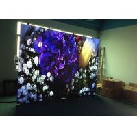 Wholesale P2 HD Tv Studio Led Screen Display Refresh Gray Scale Color Contrast Fanless Black Lamp from china suppliers