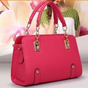 Quality PU Women Leather Handbags 2015 New Fashion Designer Bags Handbags Famous Brand Women Bag L for sale
