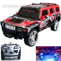 Wholesale RC Radio Control Hummer Toy,RC Remote Controlled Dancing Car With Lights, MP3 Fucntion (Rcc67299) from china suppliers