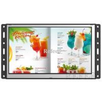 Wholesale AC 110V - 240V POP Digital Signage Plastic Frameless LCD Display 7 Inch from china suppliers