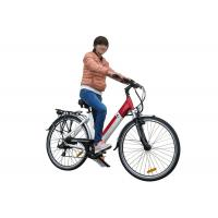 Wholesale Alloy Frame Fastest City Electric Road Bike , Electric Powered Bicycle from china suppliers