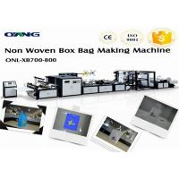 Wholesale Fully Automatic Non Woven Bag Making Machine , Bag Forming Machine from china suppliers