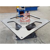 Buy cheap Robotic Turntable, Robotic Welding Positioner, Single Axis Turn Table from wholesalers