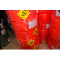 Wholesale Diameter 12mm Orange Urethane Round Belt Surface Smooth Import Raw Material from china suppliers