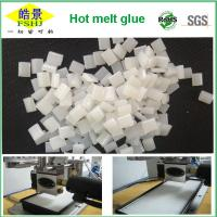 Wholesale Industrial Smelless Hot Melt Adhesive Softening 110 ± 5ºC White Hot Melt Granule from china suppliers