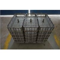 Wholesale GX40NiCr35-25 Material Basket with Base Trays & Pillars for Heat-treatment Furnaces EB3135 from china suppliers