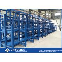 Wholesale Easy Operation Industrial Rack Shelving , Warehouse Storage Racks For Mold Storage from china suppliers
