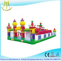 Quality Hansel top sale playground designs for commercial for children in the park for sale