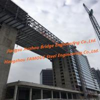 Wholesale Residential Structural Steel Frame Construction Between Urban High Rise Buildings from china suppliers