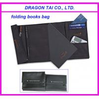 Wholesale Nylon folding book bag, mini book bag, foldable school bag from china suppliers