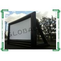 Wholesale Advertising Inflatable Movie Screens for Super Market Promotion from china suppliers