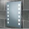 Buy cheap Illumination batroom mirror, lighted anti-fog mirror,bathroom smart mirror from wholesalers