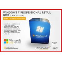 Wholesale Windows 7 Pro Retail Box windows 7 professional 64 bit full version with product key Softwares from china suppliers