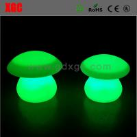 Wholesale Mushroom Shape PE Material Outdoor Garden Decorative Lights from china suppliers