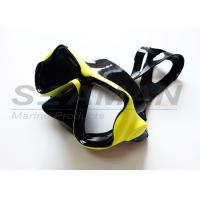 Wholesale Snorkeling Diving Freediving Scuba Mask with Anti-fog Scratch-resistant lens from china suppliers