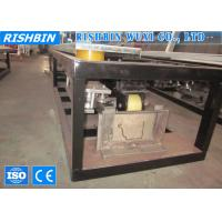 Wholesale 5.5 KW Color Steel Rainwater Pipe Roll Forming Machine with 285 mm Width from china suppliers