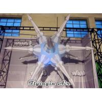 Buy cheap Customized Inflatable Light Star Inflatable UFO for Exhibitions and Festivals from wholesalers