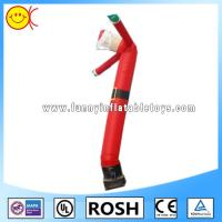 Wholesale Red Inflatable Air Dancer Santa For Christmas Event Or Advertising from china suppliers