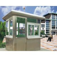 Wholesale Stainless Steel Security Guard Booths from china suppliers
