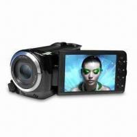 Wholesale Digital Video Camera with 2.4-inch LCD Display, AVI, WAV, JPEG Formats, Li-ion Battery Power Supply from china suppliers