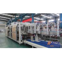 Wholesale High Speed Carton Packaging Machine , Hot Melt Glue Case Packer Nordson Glue Machine 80 CPM from china suppliers