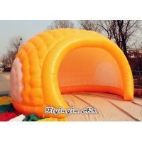 Wholesale Volute Inflatable Advertising Tent, Circinal inflatable tent with Blower for Sale from china suppliers