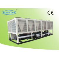 Wholesale 632kw Modular Air Cooled Screw Chiller / Air Conditioning Chiller CE Approvals from china suppliers