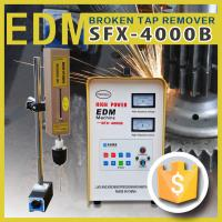 Buy cheap High speed spark erosion protable edm machine from wholesalers