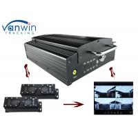 Wholesale 720P HD video recording people counter integrate with 4CH Mobile DVR CMS platform for CIty Bus from china suppliers