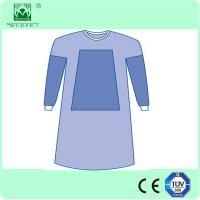 Wholesale SMS Disposable Reinforced Surgical Gown with CE and ISO Approved from china suppliers