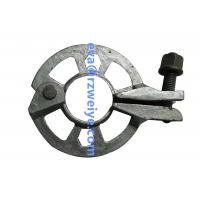 Wholesale Hot galvanized Ring lock Scaffold rosette 1.18kg , Ringlock / All round / Layer accessories from china suppliers