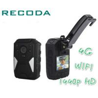 Buy cheap Ambarella A12 4G Body Camera , 1440P Full HD Body Worn Camera from wholesalers
