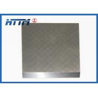 Wholesale CO content 10% Tungsten Carbide Plate Square with Density 14.5 g / cm3 from china suppliers