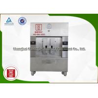 Wholesale Silvery / Black Stainless Steel 2 Spaces Electric Fish Grill Machine 380V / 10.8KW from china suppliers