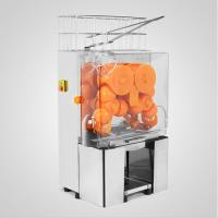 Wholesale 120W Fresh Squeezed Orange Juice Vending Machine Auto Feed Hopper from china suppliers