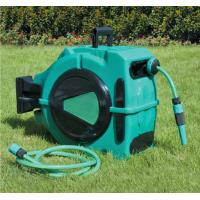Wholesale 20m Mounting Bracket Rewind Winding Retractable Water Hose Reel FOR Garage from china suppliers