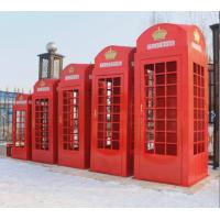 China Telephone booth for decoration office telephone booth customized traditional telephone booth for sale