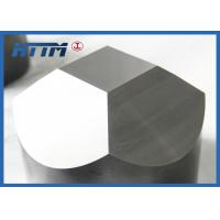 Wholesale High thermal stability Tungsten Carbide Tools / anvil 6 Facet with 1 - 1.5 μm grain size from china suppliers