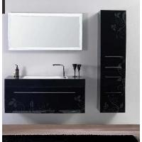 Wholesale Particle Board with Melamine Veneer Bathroom Cabinet   (PB-187) from china suppliers