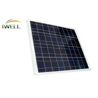 Residential Solar Power Panels SPP30Wp To 50Wp Polycrystalline Solar Cell