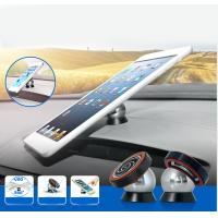Wholesale Custom Aluminum Metal Tablet Mount In Car With Magnetic Design from china suppliers