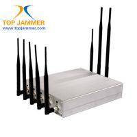 8 Bands Meeting Room RF Signal Jammer Blocker GSM 3G 4G LTE Wifi GPS Lojack Radio Mobile