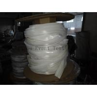 Wholesale 10mm Tent Accessories PVC Fabric 850gsm 30mm Double Flap Keder For Advisement Usage from china suppliers