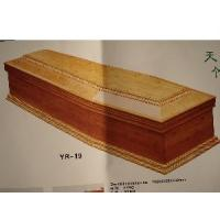 Buy cheap American Style Bamboo Coffin from wholesalers